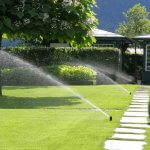Die richtige Gartenbewässerung im Sommer