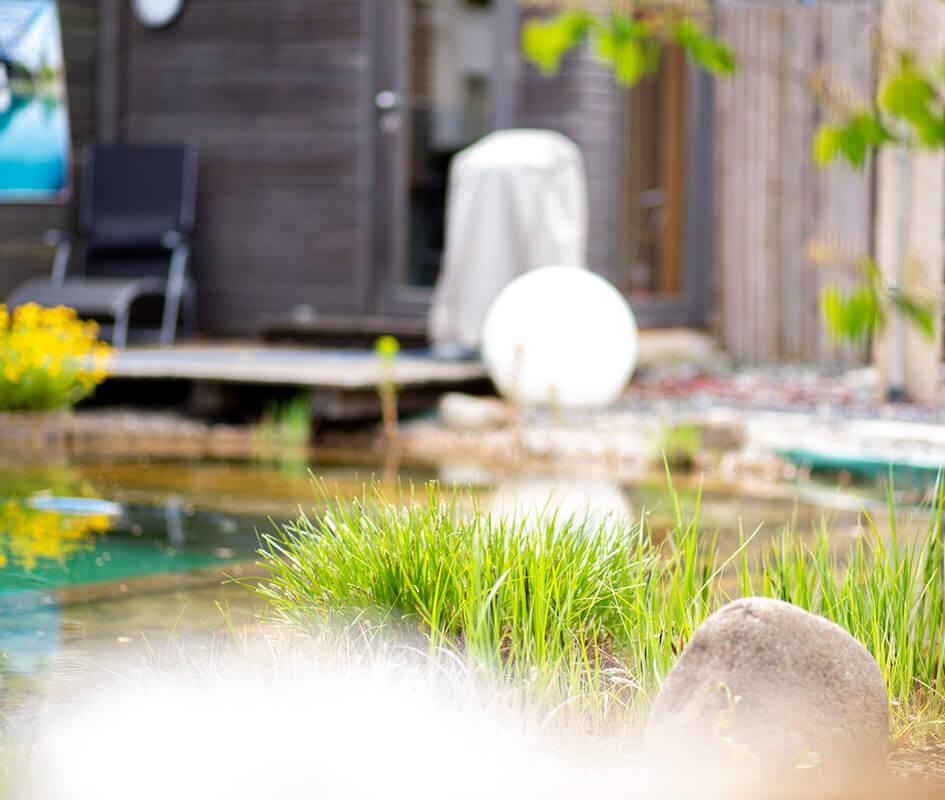 Gartengestaltung nach Wunsch